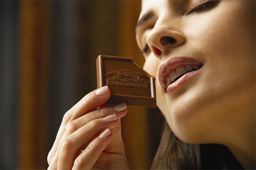 Endorfinas, chocolate y Felicidad